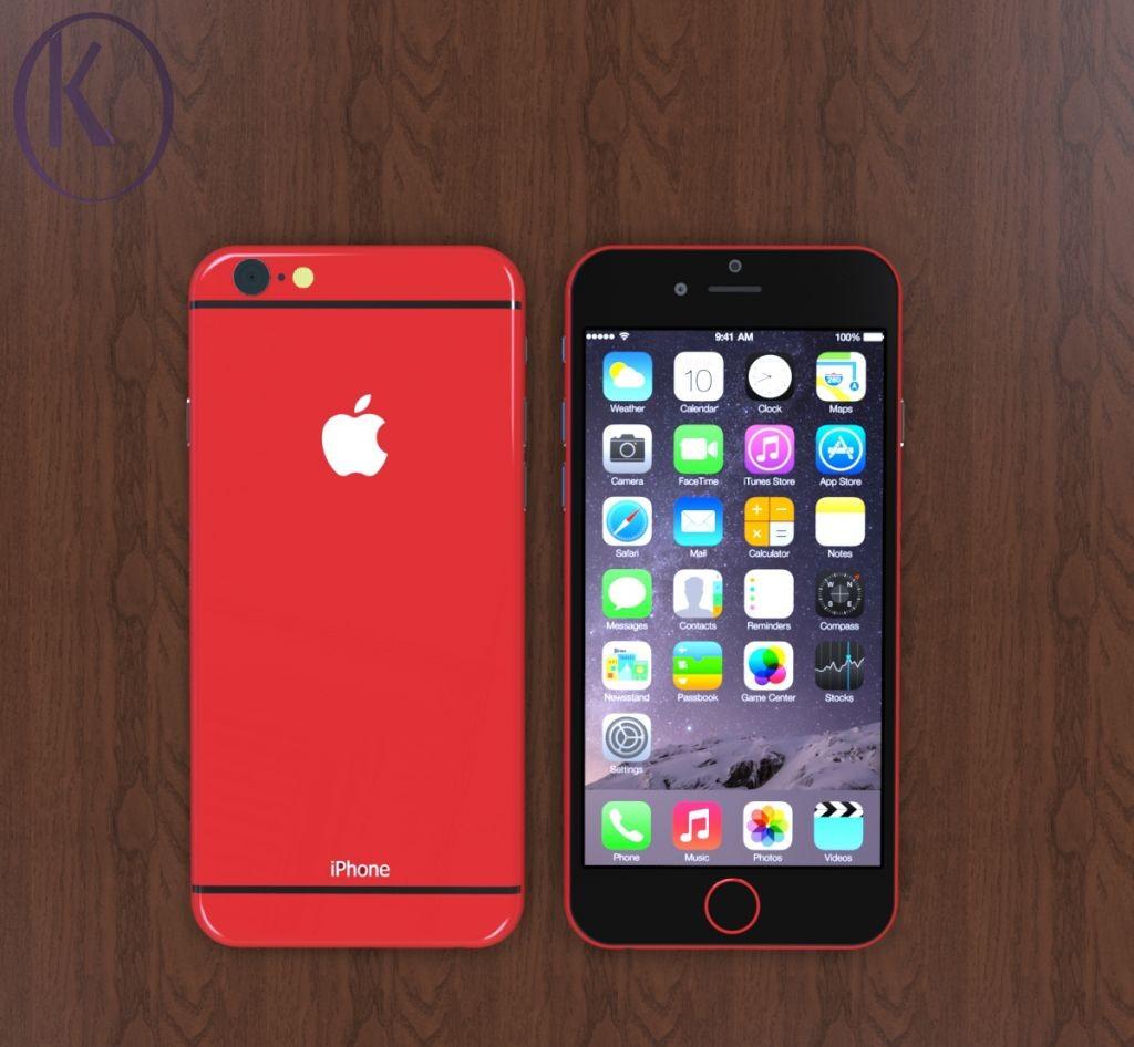 传说中的iPhone 6C终于有了超高颜值的概念设计!